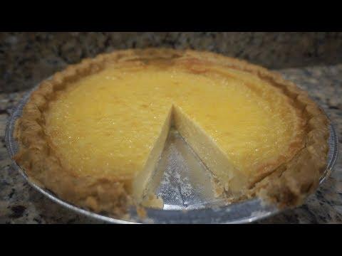 Old Fashioned Egg Custard Pie Recipe | How to make Egg Custard Pie | Southern Smoke Boss