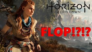 OUCH! Horizon: Zero Dawn Only Sells 2.6 Million With A 60 Million PS4 Install Base!!