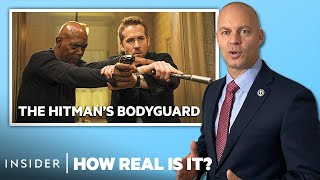 Celebrity Bodyguard Rates 10 Bodyguard Scenes From Movies And TV | How Real Is It?