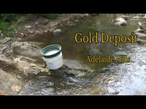 Searching For Gold Deposits Adelaide Hills