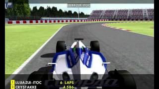 2002 formula 1 multiplayer win Race online Distance 10% resultsCircuit track Grand Prix OneMod layout circuito edpsy F1C F1 Challenge 99 02 so 2009 2010 2011 2012 2013 World Championship season 10 26 9