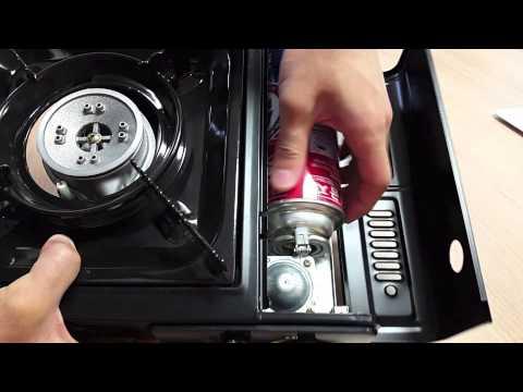 Portable Gas Stove ST 7000