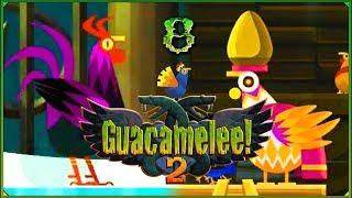 Guacamelee! 2 #8 - Więzienne kuracje i inne spekulacje!