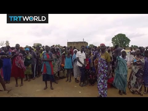 South Sudan Crisis: South Sudan struggles with internally displaced