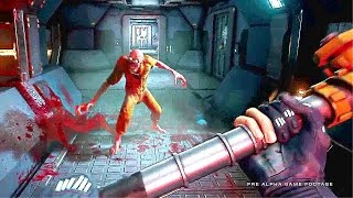 System Shock REMAKE Gameplay Trailer 2017 (PS4 Xbox One PC)