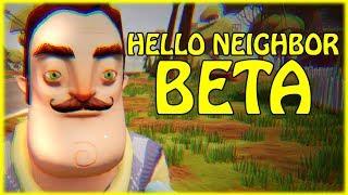 HELLO NEIGHBOR BETA 2