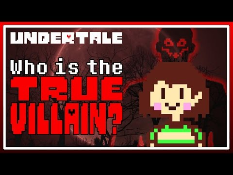 Is Chara Truly The Villain Of Undertale?