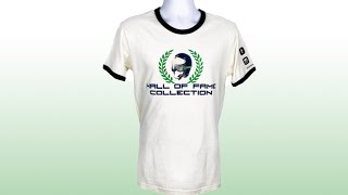Hall Of Fame Collection Limited Edition T Shirt