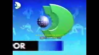 Kanal D Spor jeneriği 1995