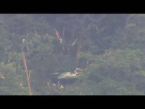 Gunma Helicopter Crash - Two Of Nine Aboard Confirmed Dead