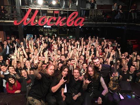 Mors Principium Est - Russia Tour Diary 2017