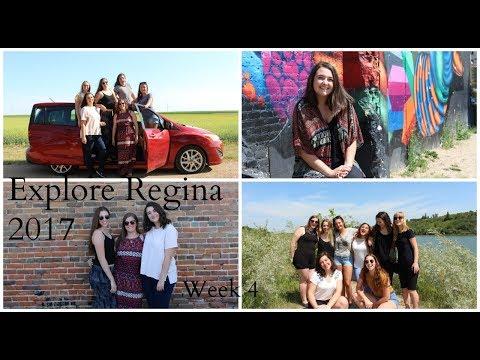 Week 4/ Regina, Saskatchewan 2017! Jessica