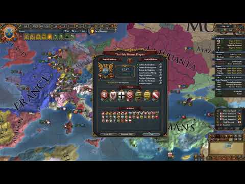 Across the Channel - French World Conquest 1.24 - Part 8 - Europa Universalis IV