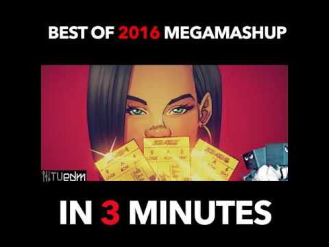 Best of 2016 MEGA Mashup in 3 Minutes ONLY!