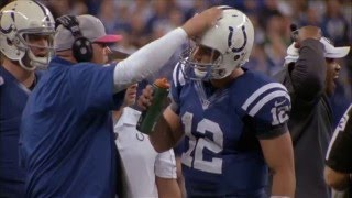 "Bruce Arians ""The QB Whisperer"" Tutors Peyton Manning & Big Ben 