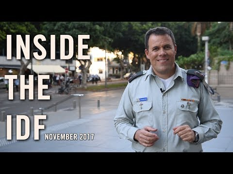 Inside the IDF: November 2017