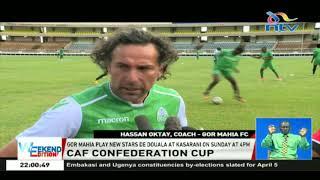 CAF Confederation Cup: Gor Mahia to play New Stars de Douala at Kasarani