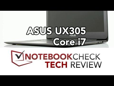 ASUS UX305-LA Core i7 (2015) Review inc. lab tests.