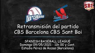 09/05/2021 11h y Cont CBS Barcelona CBS Sant Boi