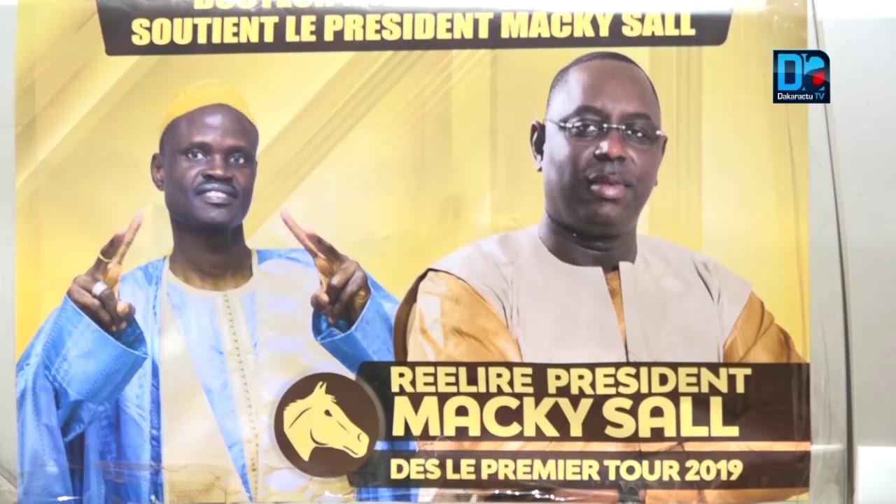 Arrivée du président Macky Sall à Kaolack : La forte mobilisation du Dr Macoumba Diouf