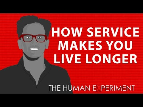 How Serving Others Makes You Live Longer