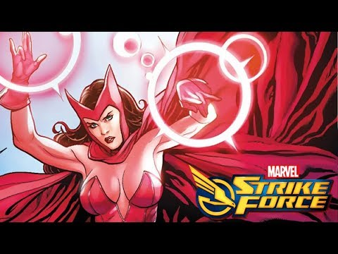 Scarlet Witch Coming Soon!!! - Marvel Strike Force