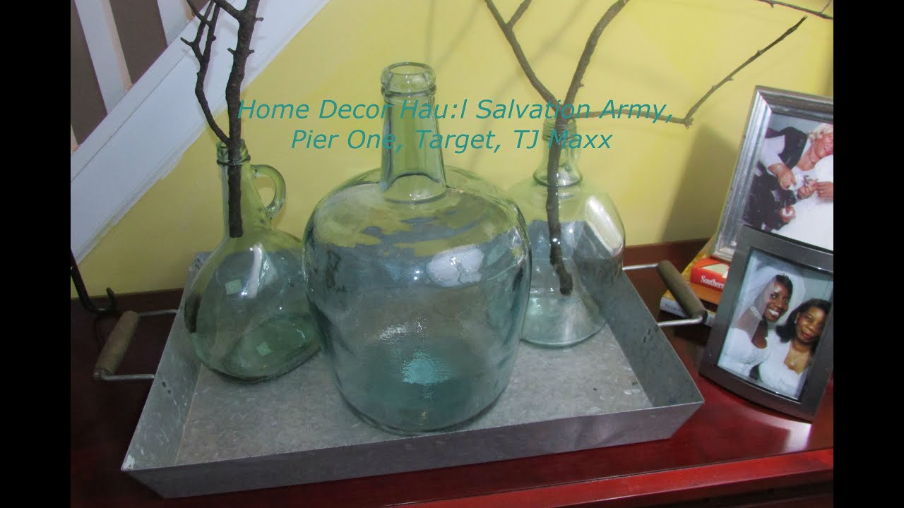 Home Decor Hau L Salvation Army Pier One Target Tj Maxx