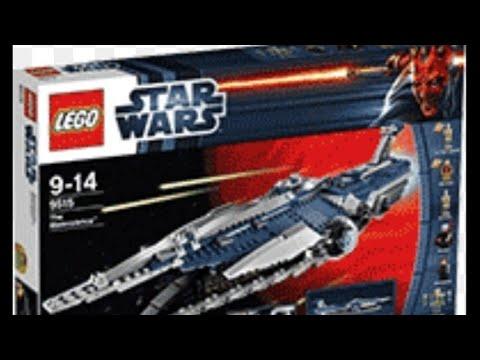 "Lego Star Wars (lepin) - Зловещий """