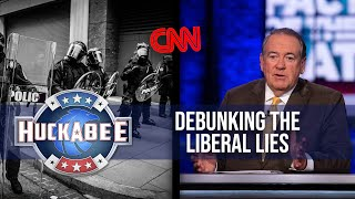 CNN Wanted To Distract You From This AND Loosing CHAOS Onto The Streets | FOTM | Huckabee