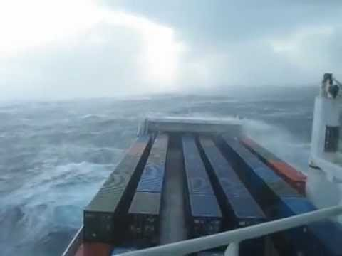 Heavy Weather in North Atlantic during February