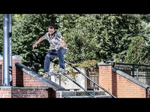 Street Rippage on the Coast of France with Ben Botta