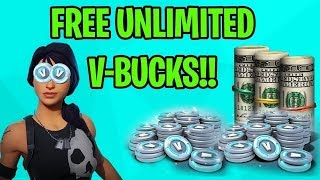 🔥 How To Get Free V Bucks - Free Vbucks Fortnite 2018 [iOS/PSN/PC]