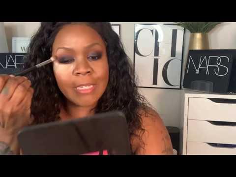 Eye Makeup For Hooded Eyes | Smokey Eye Makeup Tutorial | Brown Skin | Woc | Pro Makeup Tips