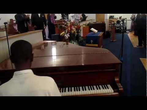 Medley- Me Playing: Let The Church Say Amen/Total Praise/Forever You're My King