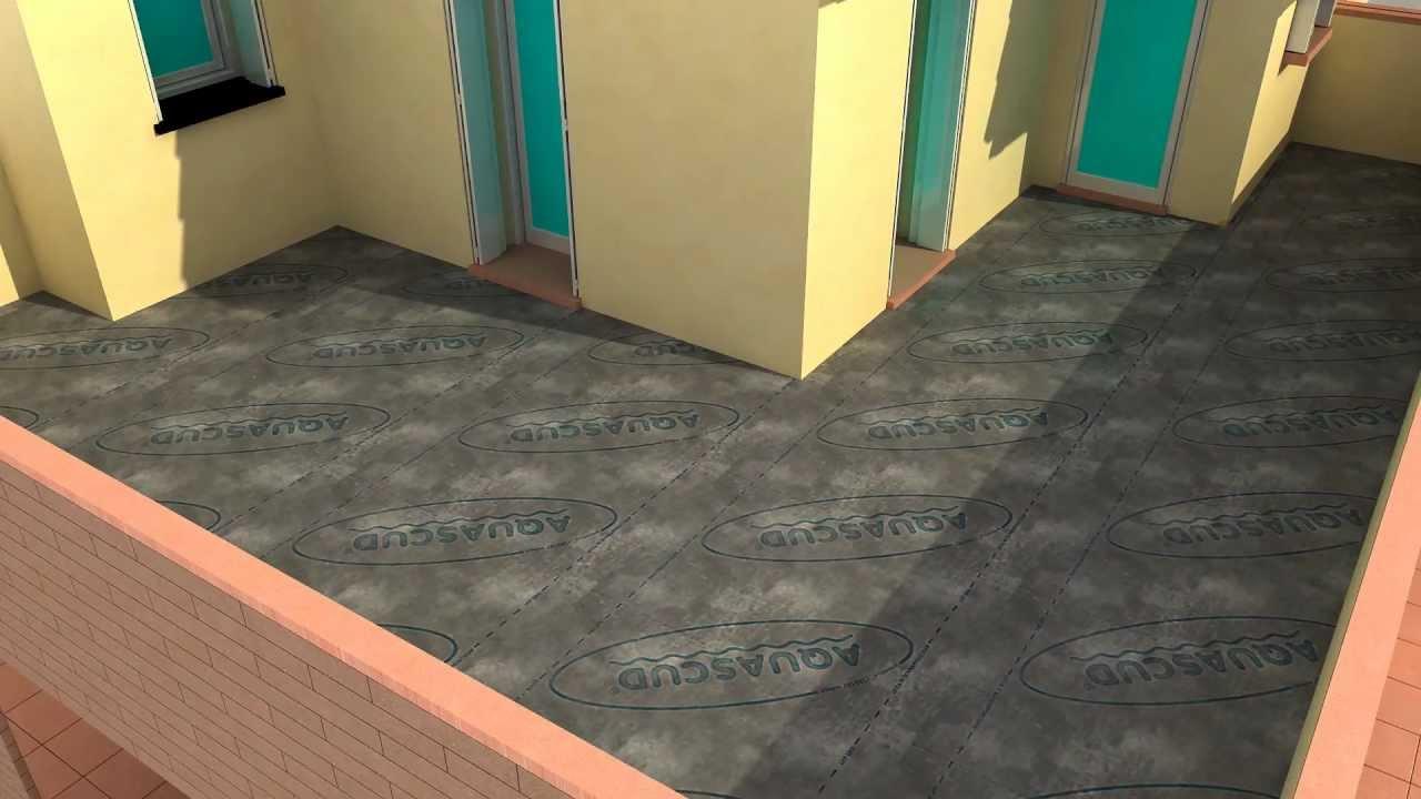 Rivestimenti Balconi Esterni : Impermeabilizzazione terrazze e balconi senza demolire le piastrelle