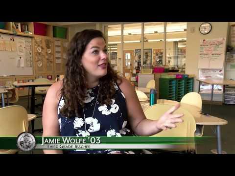 Teaching at Pine Crest School