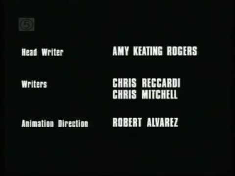 The Powerpuff Girls Ending Credits (2001)
