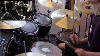 """""""Bloodmeat"""" Drum Cover"""