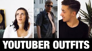 YOUTUBER OUTFITS ERRATEN! 👕 feat. Jodie Calussi
