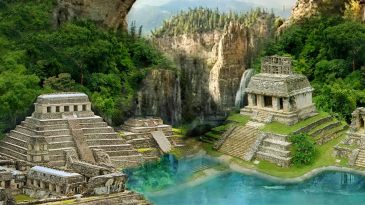 Most MYSTERIOUS Lost Cities Recently Discovered!