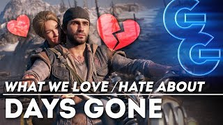 The Pros & Cons of Days Gone