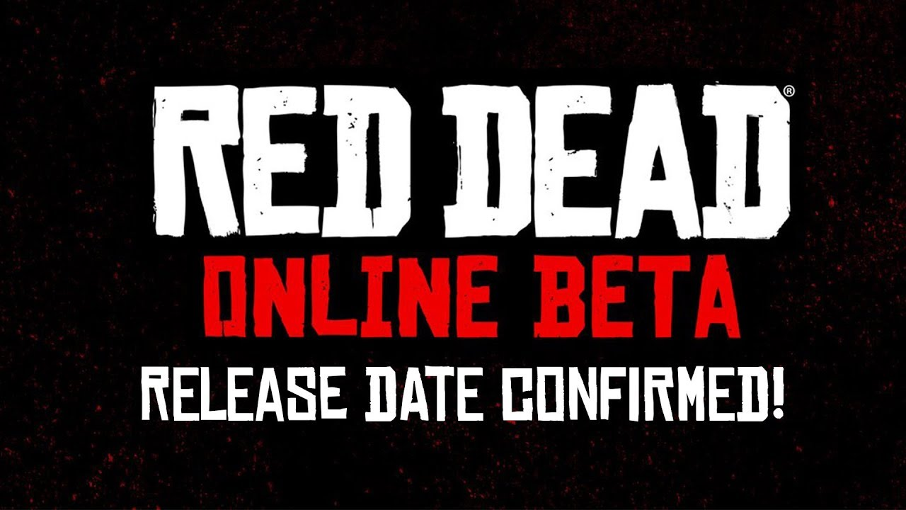 2802c462a7 Red Dead Online release date confirmed   RDR2 Online coming tomorrow ...