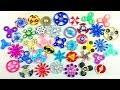 40 Super Cool Fidget Spinners! Huge Fidget Spinner Collection! Coolest Fidget Spinner Collection!