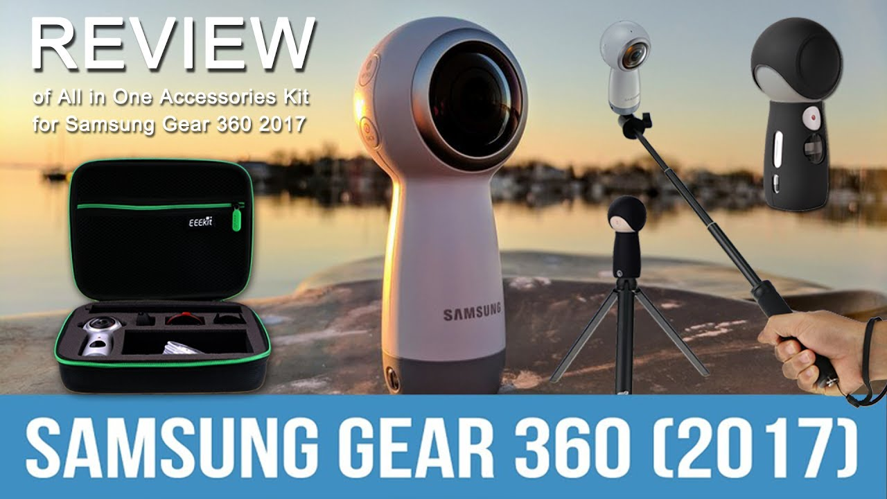 cover samsung gear 360