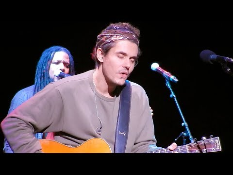 John Mayer - Stop This Train - Hollywood Casino - Tinley Park, IL - September 2, 2017 LIVE