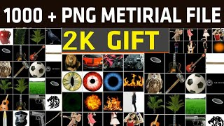 2K subscribers Gift 1000 + PNG| special gift | zip file