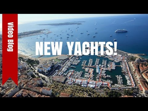 What's New at Cannes Yachting Festival 2017?
