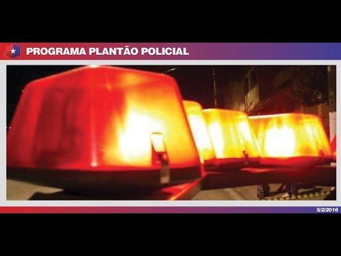 Plantão OCP 05/02/16 - Homem morre após queda em Guaramirim