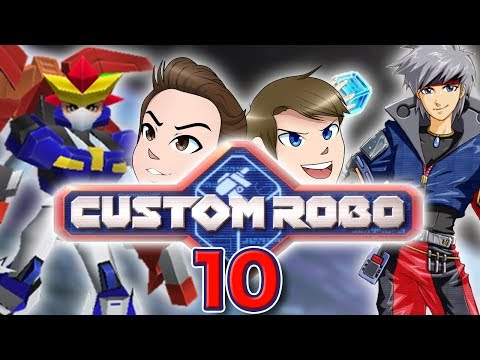 Custom Robo: Flat Earth TRUTH - Episode 10 - Friends Without Benefits