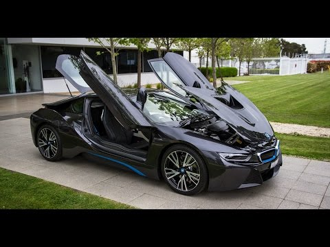 BMW I8 TOP SPEED UP (AMAZING HYBRID TECHNOLOGY)